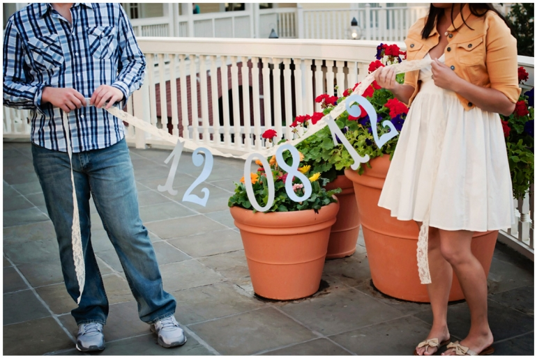 disney boardwalk engagement session