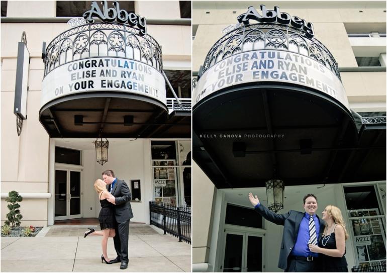 Engagement Photographers in Orlando, FL