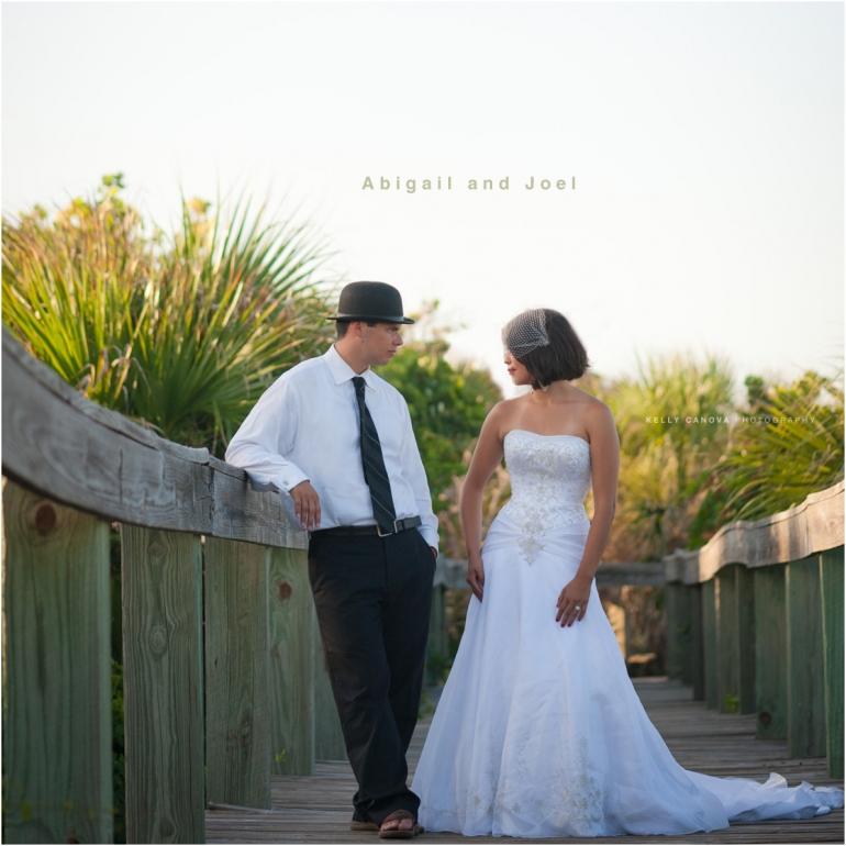 Coco Beach Florida wedding photography