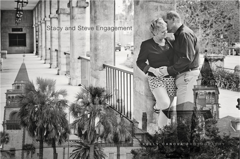 St. Augustine Florida Engagement Photography