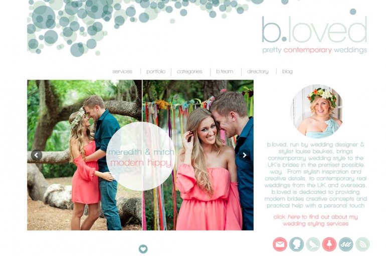 Orlando Styled Engagement Shoot - B.Loved