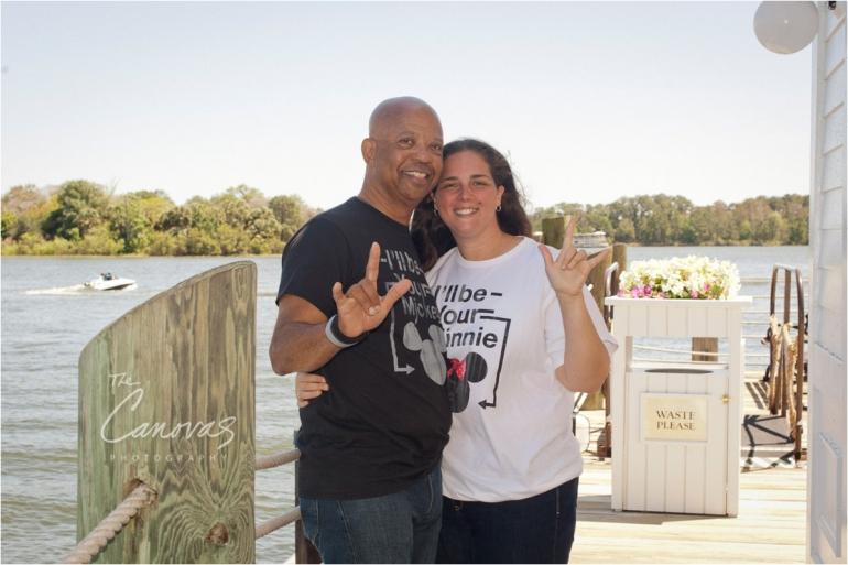 21_Disney World Engagement Photographer