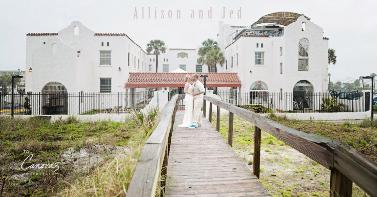 Jacksonville Beach FL Wedding Photography
