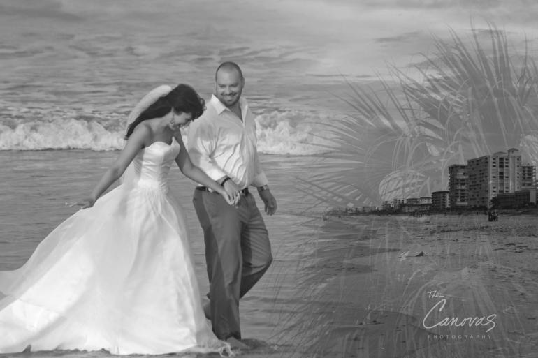 Beach Wedding Photographer