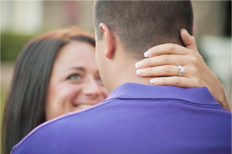 Disney Boardwalk Engagement Photography