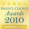 2010 wedding wire brides choice winner