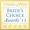 2011 wedding wire brides choice winner