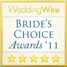 2011 wedding wire brides choice winner
