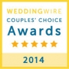 2014 wedding wire brides choice winner
