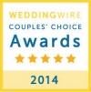 2014 wedding wire brides choice winner