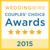 2015 wedding wire brides choice winner