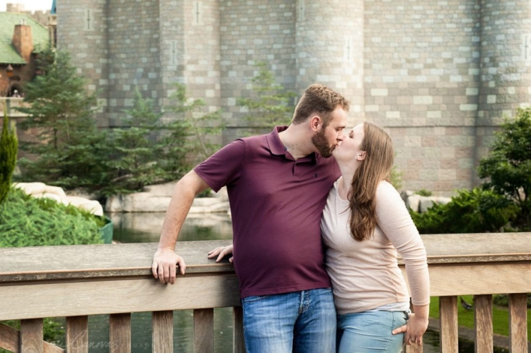 Walt Disney World Resort Engagement Photography
