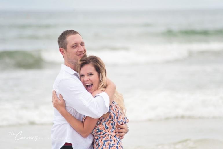 New Smyrna Beach Engagement Photographers