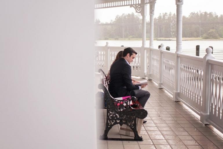 disney grand floridian proposal photographer