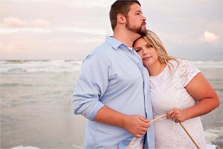 New Smyrna Beach Engagement Photographer