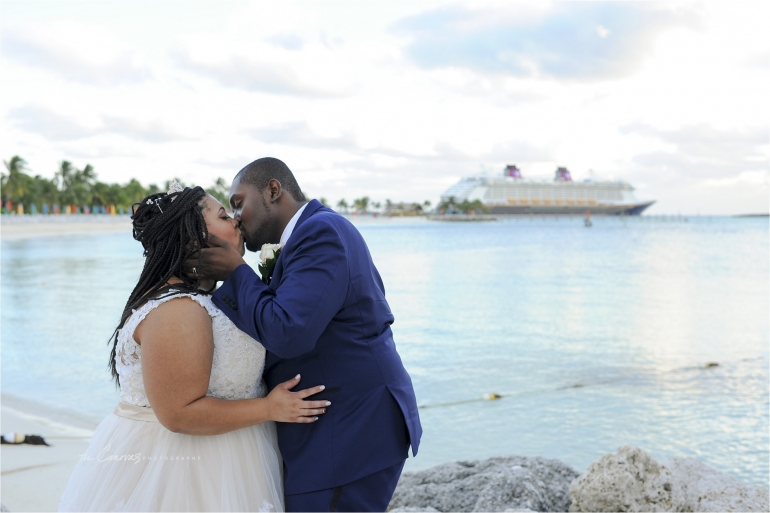 Disney Cruise Wedding Photography Packages